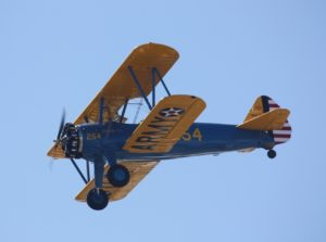 Stearman Last Flight