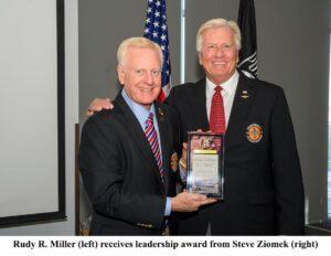 RRM Receives Leadership Award